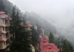 Housing colony Chabrogti Kasumpti, Shimla