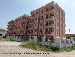 Flats at Ph-III Baddi