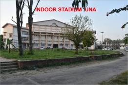 Indoor Stadium Una